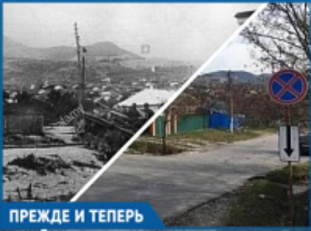 Прежде и теперь: дом, который пережил бой танков по соседству