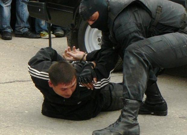 Очередного наркокурьера задержали в Новороссийске