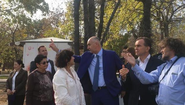 «Оппозиционеров» не пустили в администрацию: итоги совещания главы Новороссийска с губернатором