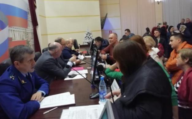Прокурор Новороссийска рассказал дольщикам пессимистичный вариант