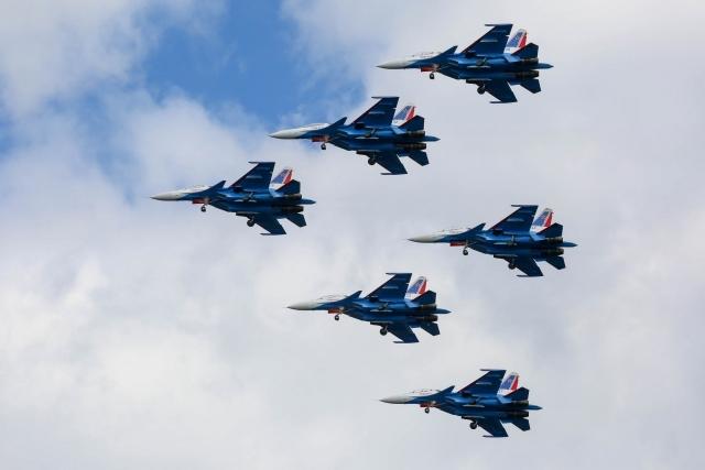 Уже сегодня новороссицы увидят «Русских витязей»