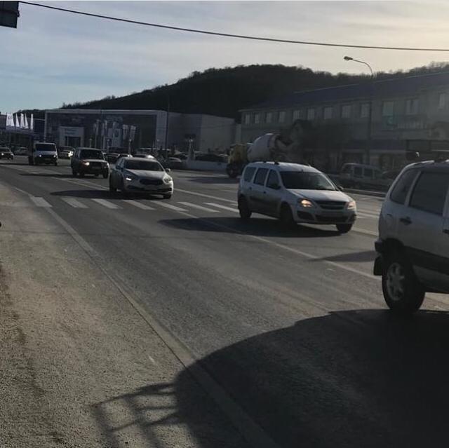 По просьбам новороссийцев на въезде в город появится светофор