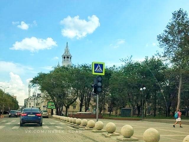 Новороссийцы опасаются, что новый светофор парализует движение