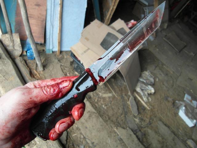 Жена сдала в полицию мужа-убийцу в Новороссийске
