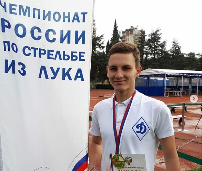 Спортсмен из Новороссийска стал чемпионом России