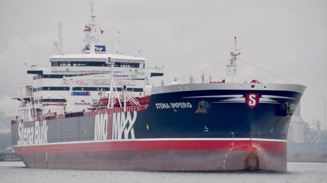 Новороссийца вместе с другими моряками задержали в Иране