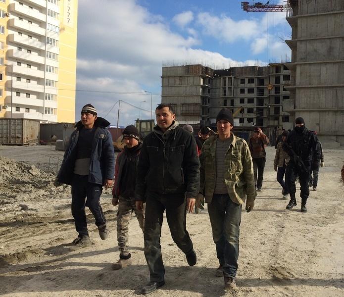 С начала года в Новороссийске наблюдается увеличение миграционного потока