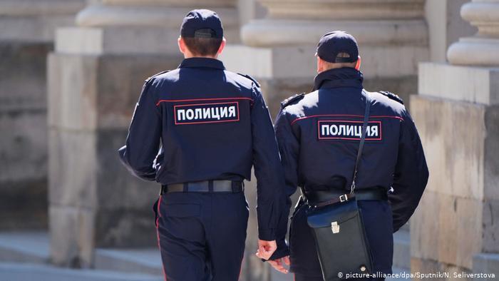 Попытка убежать от полицейских не удалась у жителя Новороссийска