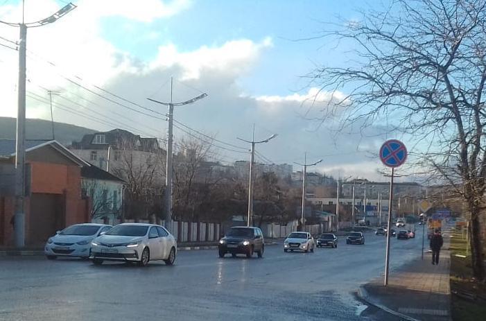 Улица Новороссийска станет шире на 160 миллионов рублей
