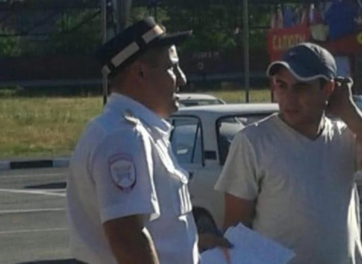 Житель Новороссийска утверждает, что эвакуаторы - средство обогащения сотрудников ГИБДД