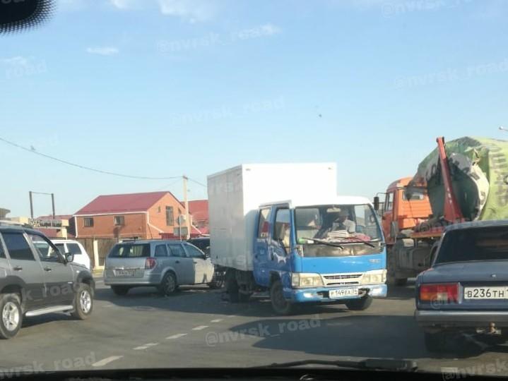 Жители пророчат апокалипсис на въезде в Новороссийск