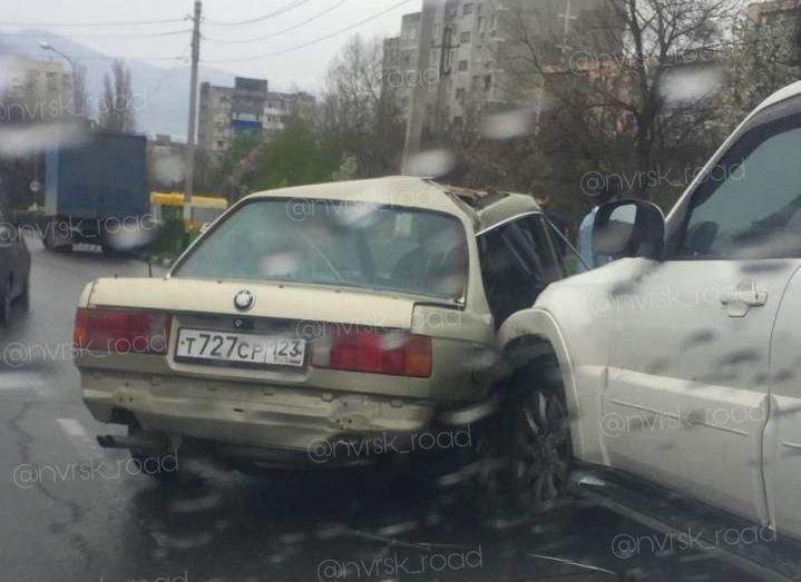 Подросток из Новороссийска погиб в ДТП