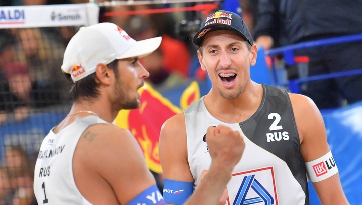 Кубанский спортсмен срубил куш на итальянском песке