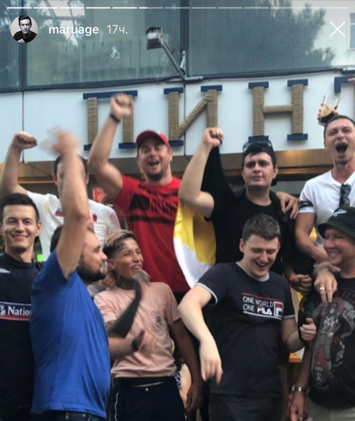Переименовали Джубгу в Дзюбгу: новороссийцы весело отпраздновали победу над Испанией