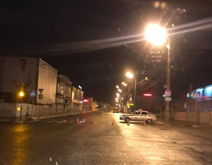 Службы спасения и ограничение движения у Автовокзала - события минувшей ночи в Новороссийске