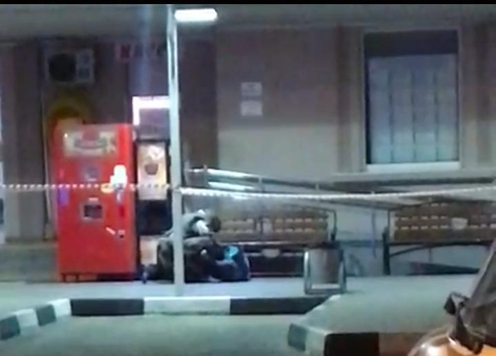 Новороссийский автовокзал оцеплён