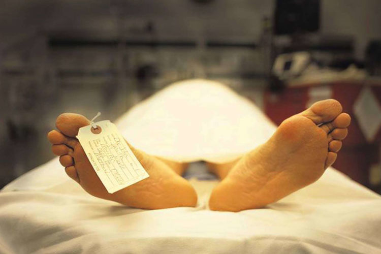 Убил собутыльника и продолжил жить с мертвым телом