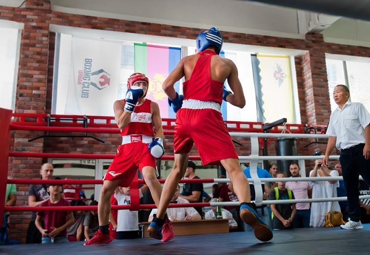 Подростки подерутся за «золото» в боксерской школе «Урбан»