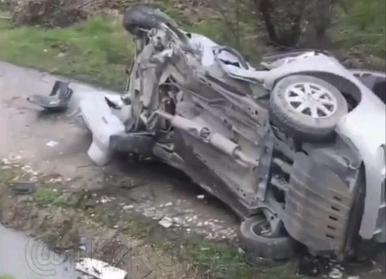 Машину раскурочило, авария с подростками на мопеде. Новые ДТП в Новороссийске