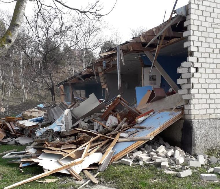 Судебные приставы Новороссийска подтвердили незаконность сноса двух домов в Мысхако