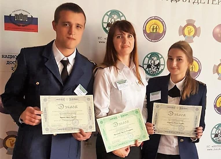 Курсанты новороссийской «Ушаковки» стали призерами за инициативу в законотворчестве