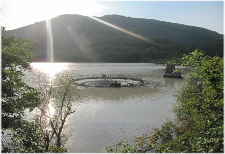На Неберждаевском водохранилище решили сделать новый водосброс за 29 миллионов