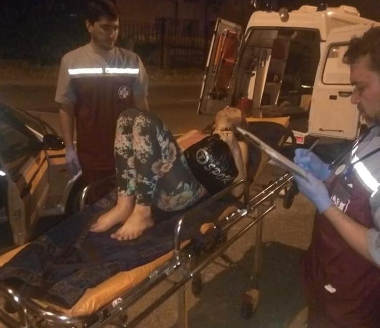 «Девушка средних лет» заблудилась в жару в Новороссийске