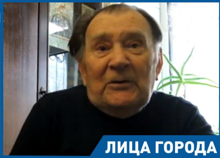 - Если бы осколок прошёл чуть ниже, я бы здесь не сидел, - ветеран ВОв Александр Яковлевич Рекалов о своей жизни