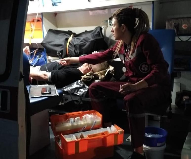 Медики Новороссийска спасли хорошего человека