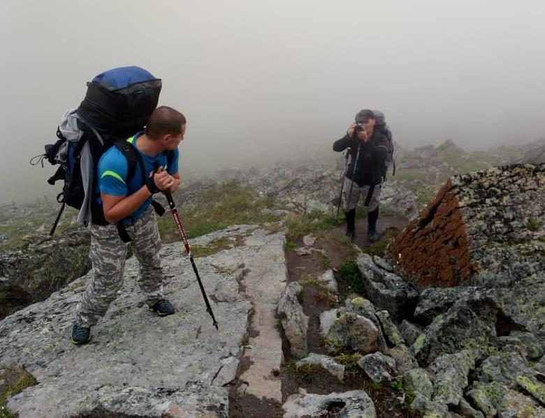 Спасатели из Новороссийска отправились покорять вершину