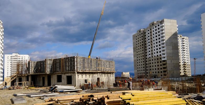 ЖК «Суджук-Кале» будет достроен в Новороссийске