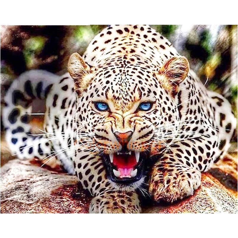 На сбежавшего в Борисовке леопарда в полицию никто из новороссийцев не заявлял
