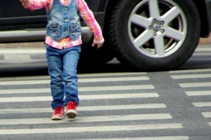 В Новороссийске сбили четырёхлетнего ребёнка