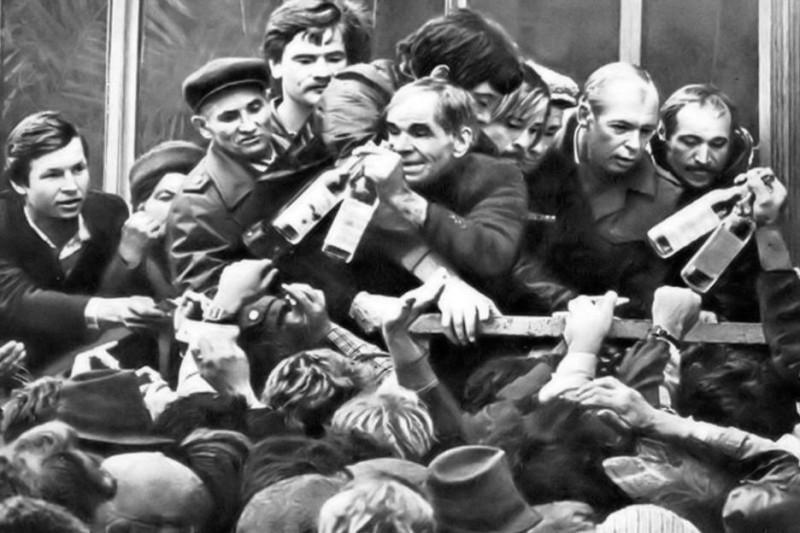 Календарь: 16 мая в СССР начал действовать «сухой закон»