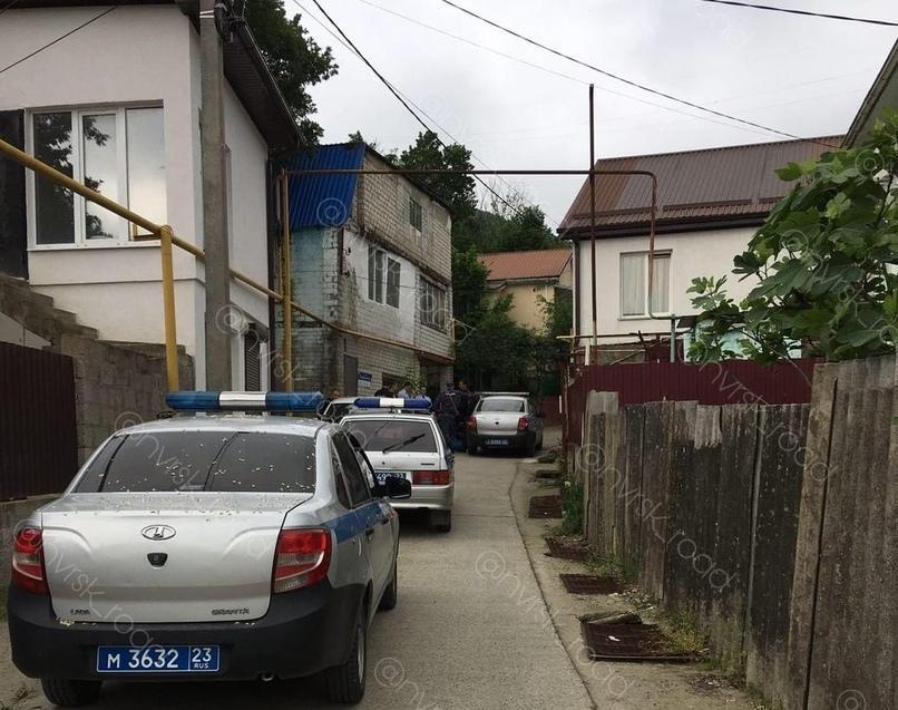 Погоня с задержанием произошла в Новороссийске
