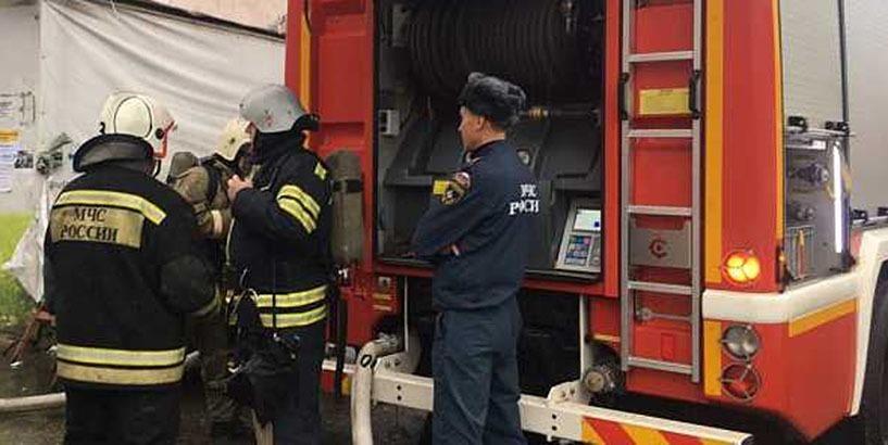 Восьмилетние мальчики спасли от пожара свой подъезд в Геленджике