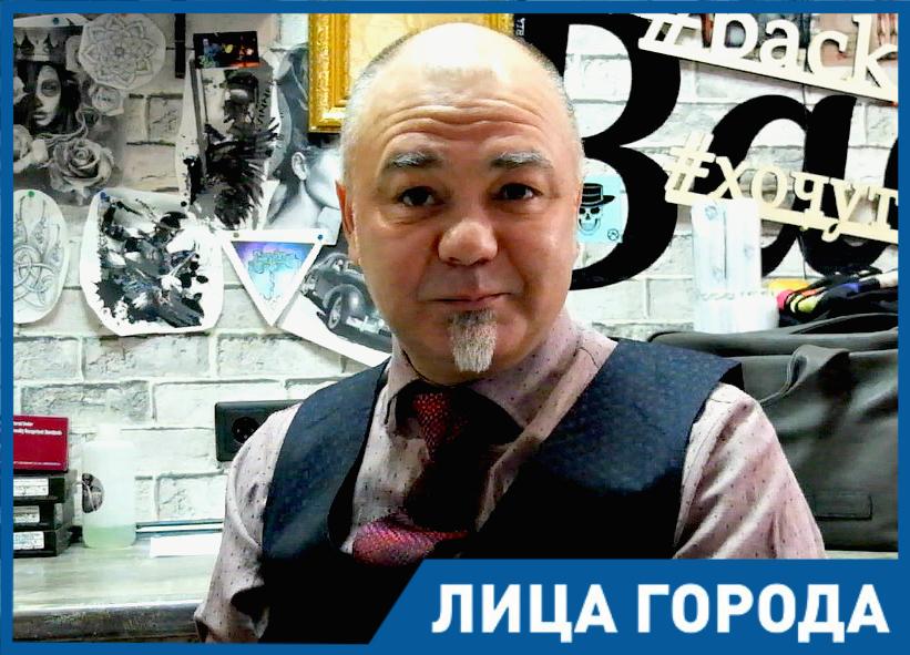 «Хорошая татуировка должна быть дорогой», - тату-артист Руслан Асланов