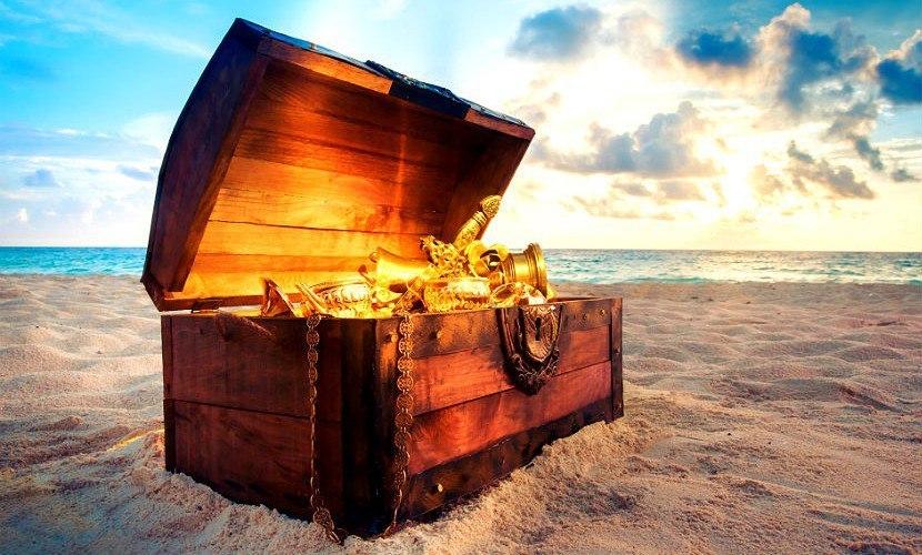 Люди золота жаждут... И правильно делают!