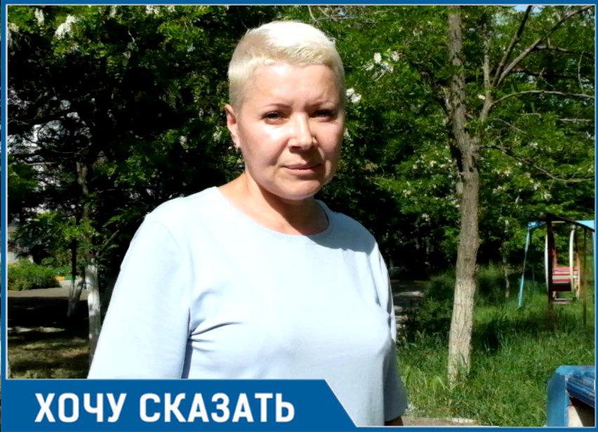 Новороссийцы вынуждены сами решать свои проблемы
