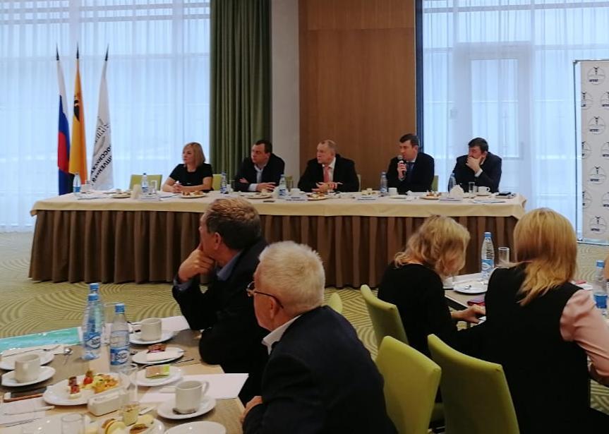 Новороссийская торгово-промышленная палата провела встречу власти и бизнеса