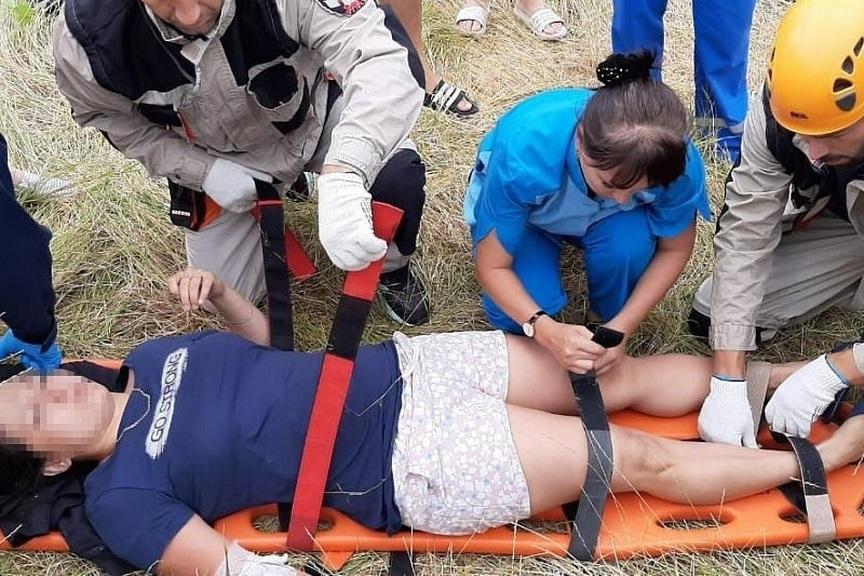ТОП-3 спасательных операций в Краснодарском крае