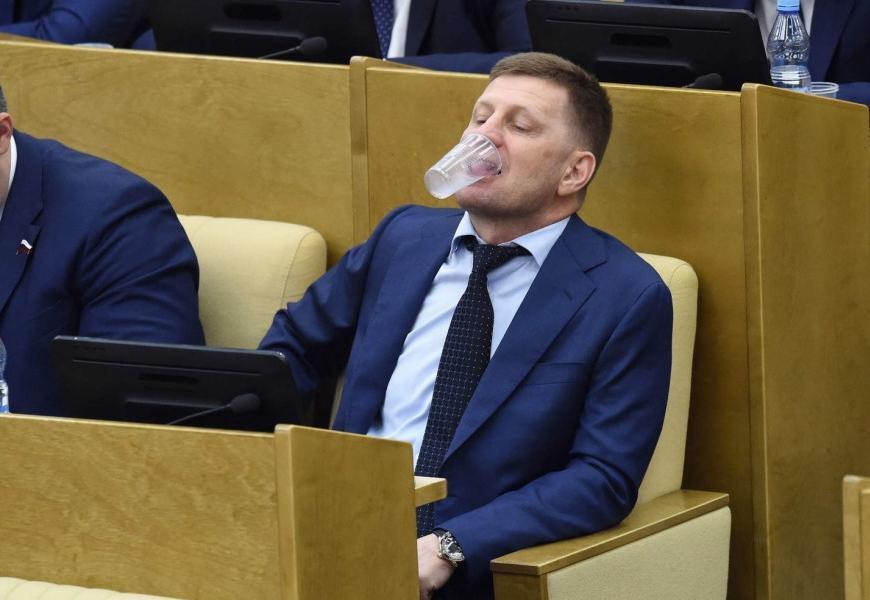 Новороссийский депутат рассказал, нужно ли «слугам народа» проходить тест на наркотики