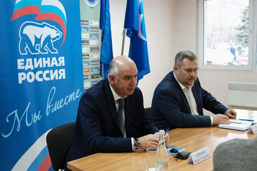 Сергей Канаев vs Игорь Дяченко: Посейдон двоих не выдержит!