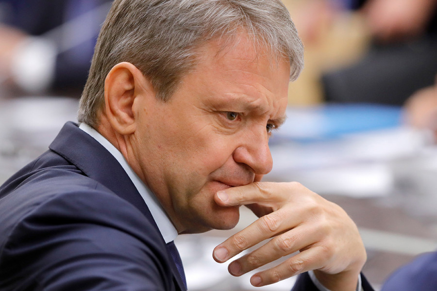 Александр Ткачев стал дважды бывшим