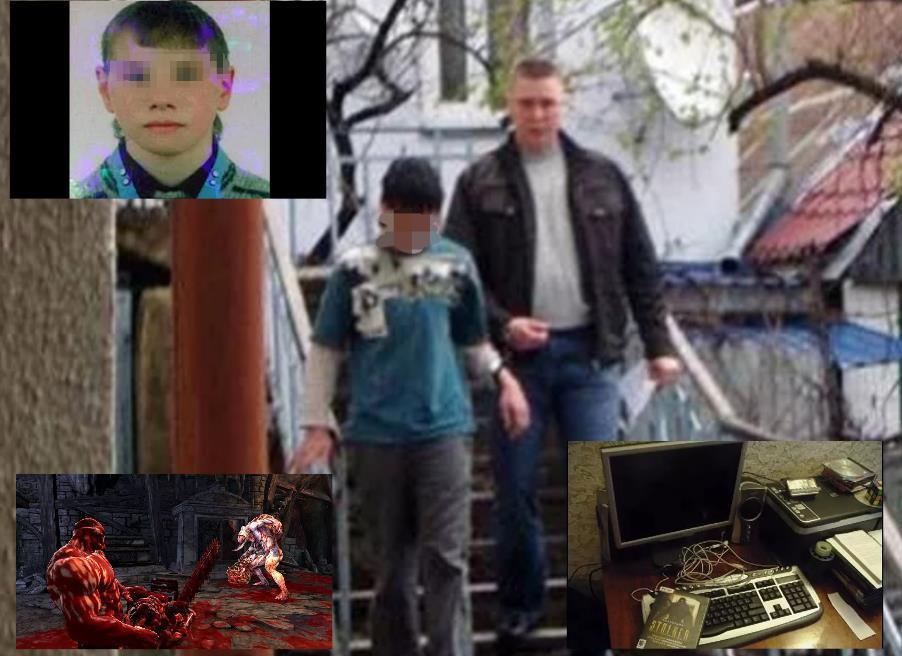 Подросток жестоко убил отца и продолжил играть. Истории кровавых преступлений на почве компьютерных игр