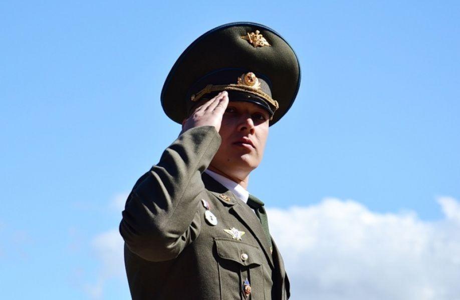 В день офицера России в Новороссийске ожидается небольшой дождь