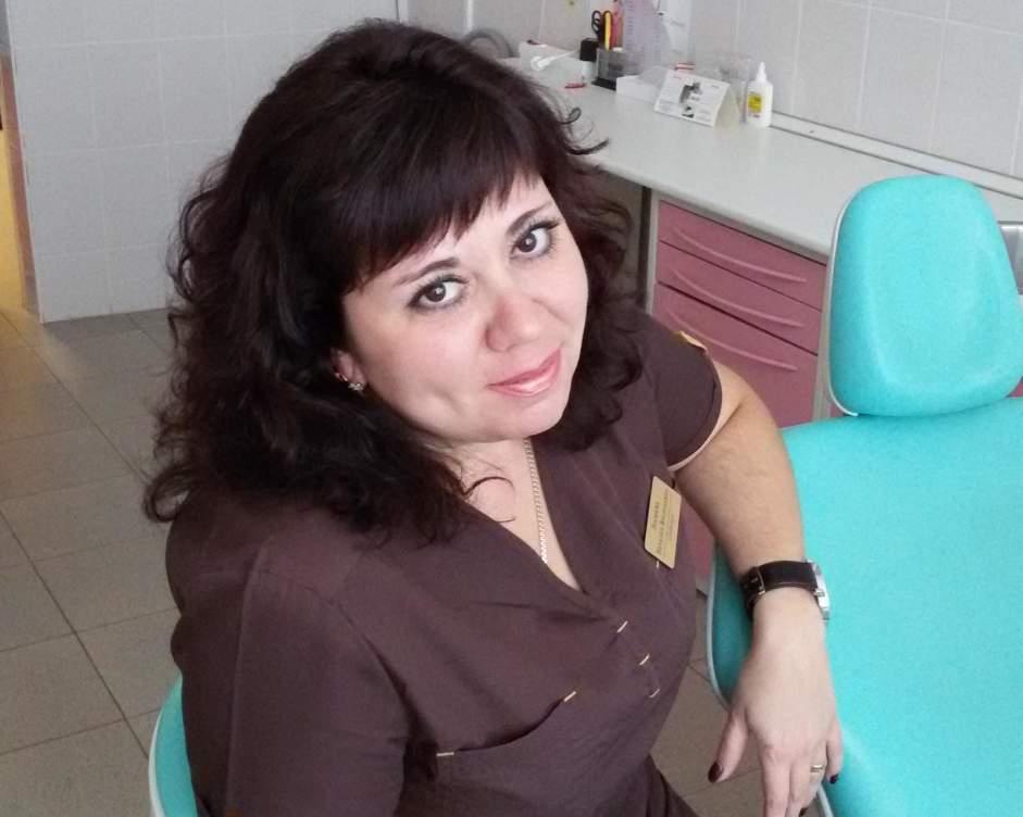 Детский стоматолог Наталья Леушина отмечает день рождения