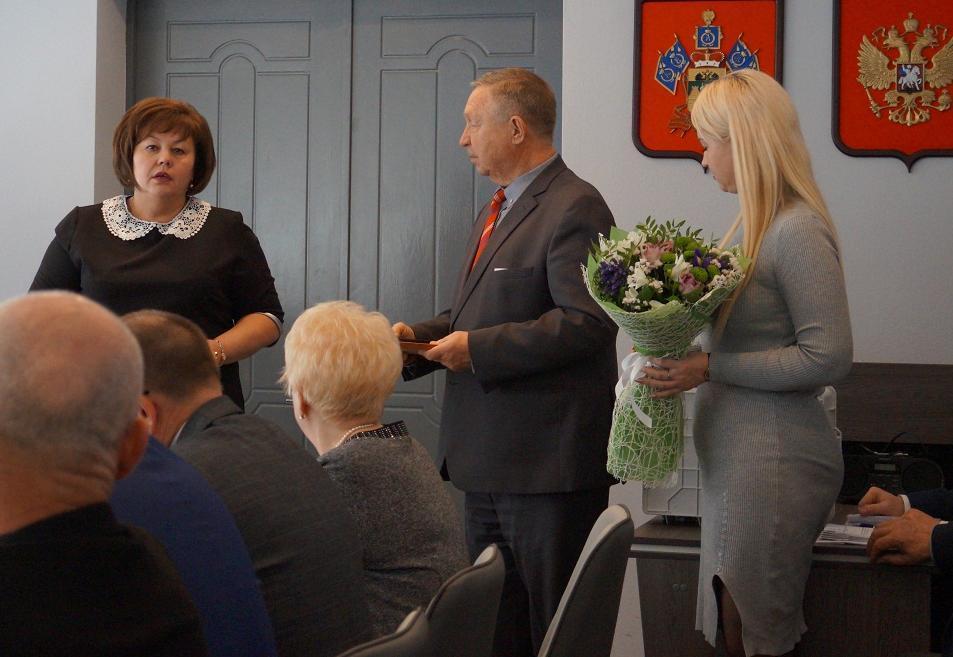 На заседании городской думы рассказали об интересных кадровых изменениях в администрации Новороссийска