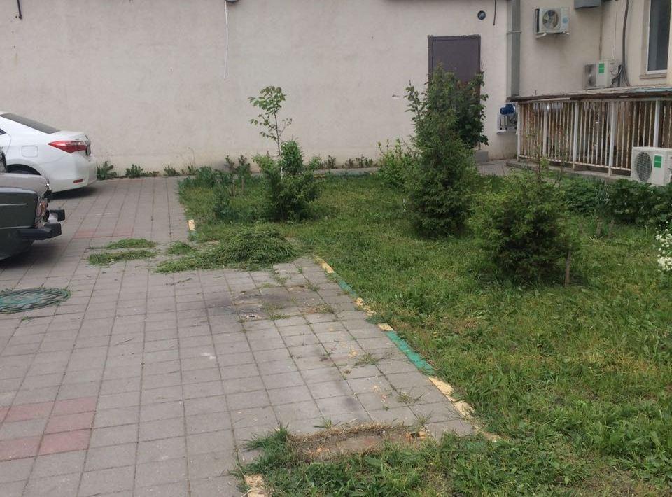 В Новороссийске у ветерана забрали единственную лавочку