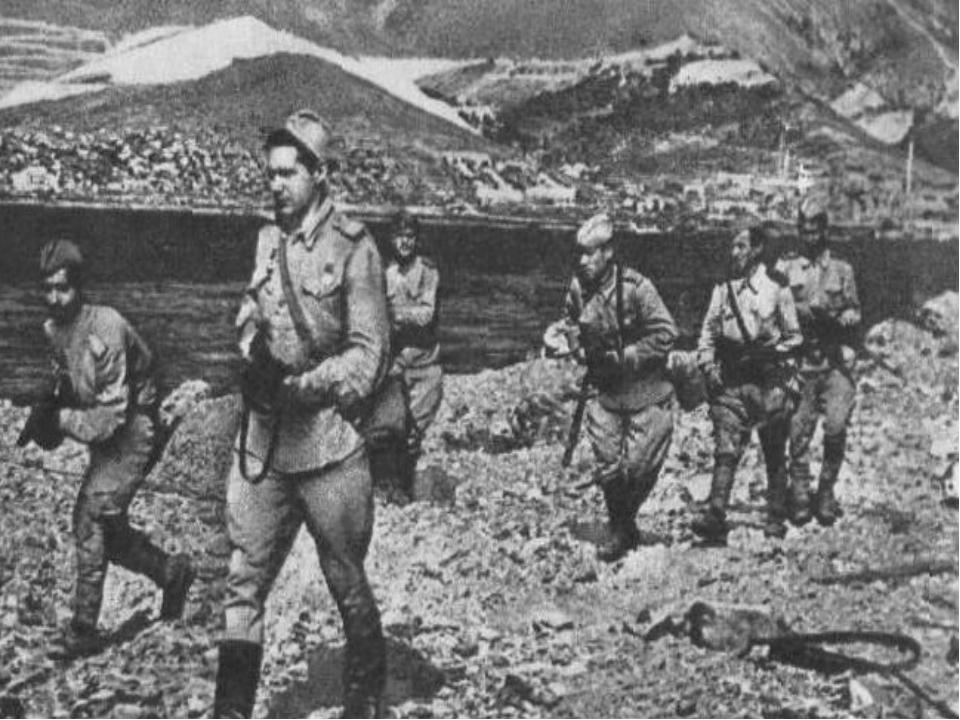 15 апреля 1943 года в Новороссийске. На 75 лет назад